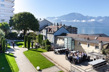 Hotel Institute Montreux (HIM)